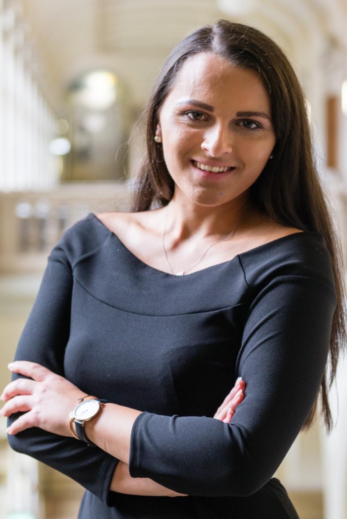 Lara Raffelsberger, cand.iur.